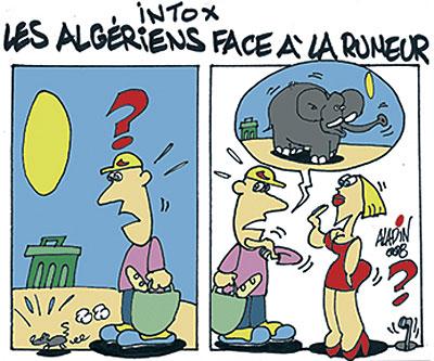 Intox: Les algériens face à la rumeur - Aladin - Le Midi Libre - Gagdz.com