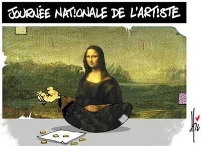 Journée nationale de l'artiste - nationale - Gagdz.com