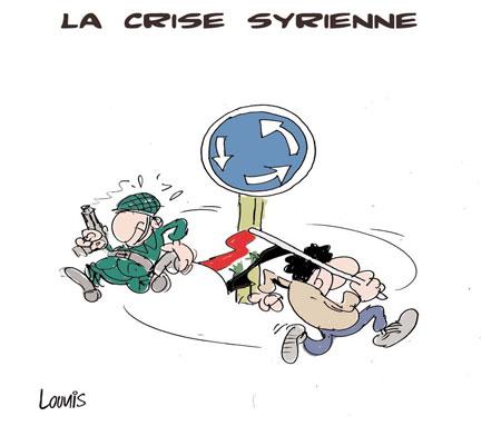 La crise syriènne - Crise - Gagdz.com