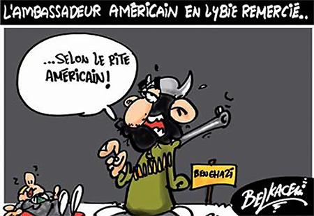 L'ambassadeur américain en Lybie remercié - États-Unis - Gagdz.com