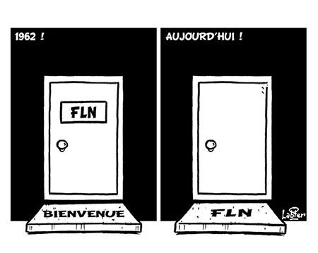 FLN - Vitamine - Le Soir d'Algérie - Gagdz.com