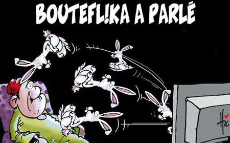 Bouteflika a parlé - Le Hic - El Watan - Gagdz.com