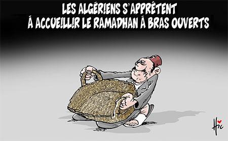 Les Algériens s'apprêtent à accueillir le ramadhan à bras ouverts - prêt - Gagdz.com