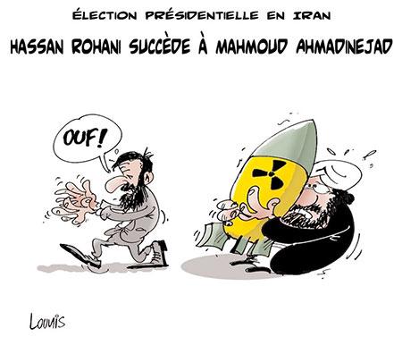 Hassan Rohni succède à Mahmoud Ahmadinejad - Hassan - Gagdz.com