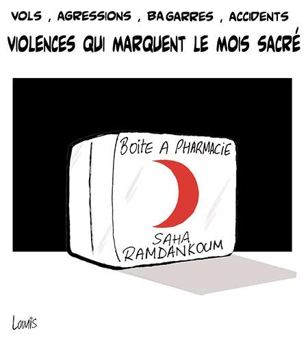 Violences qui marquent le mois sacré - mois - Gagdz.com