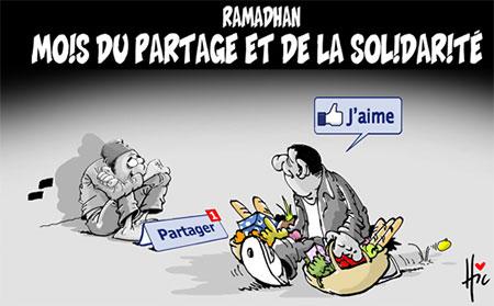 Ramadhan mois du partage et de la solidarité - mois - Gagdz.com