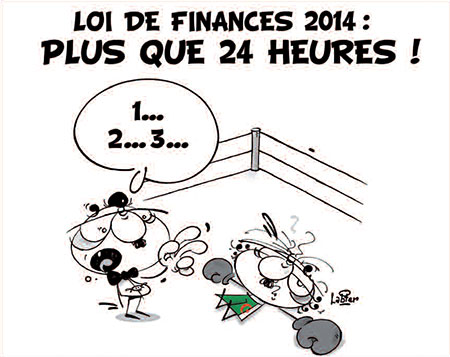 Loi de finances 2014: Plus que 24 heures - loi de finances - Gagdz.com