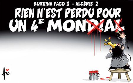 Burkina Faso 3 - Algérie 2 - Burkina - Gagdz.com