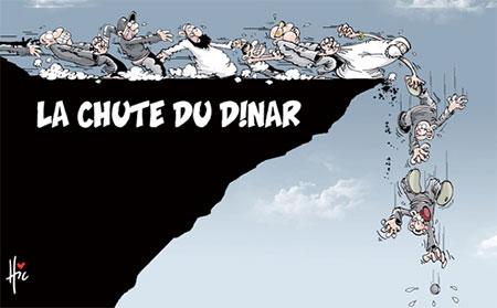 La chute du dinar - Le Hic - El Watan - Gagdz.com