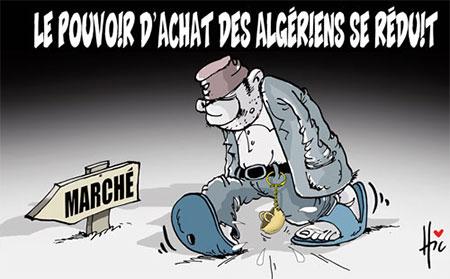 Le pouvoir d'achat des algériens se réduit - Le Hic - El Watan - Gagdz.com