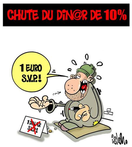 Chute du dinar de 10% - Islem - Le Temps d'Algérie - Gagdz.com