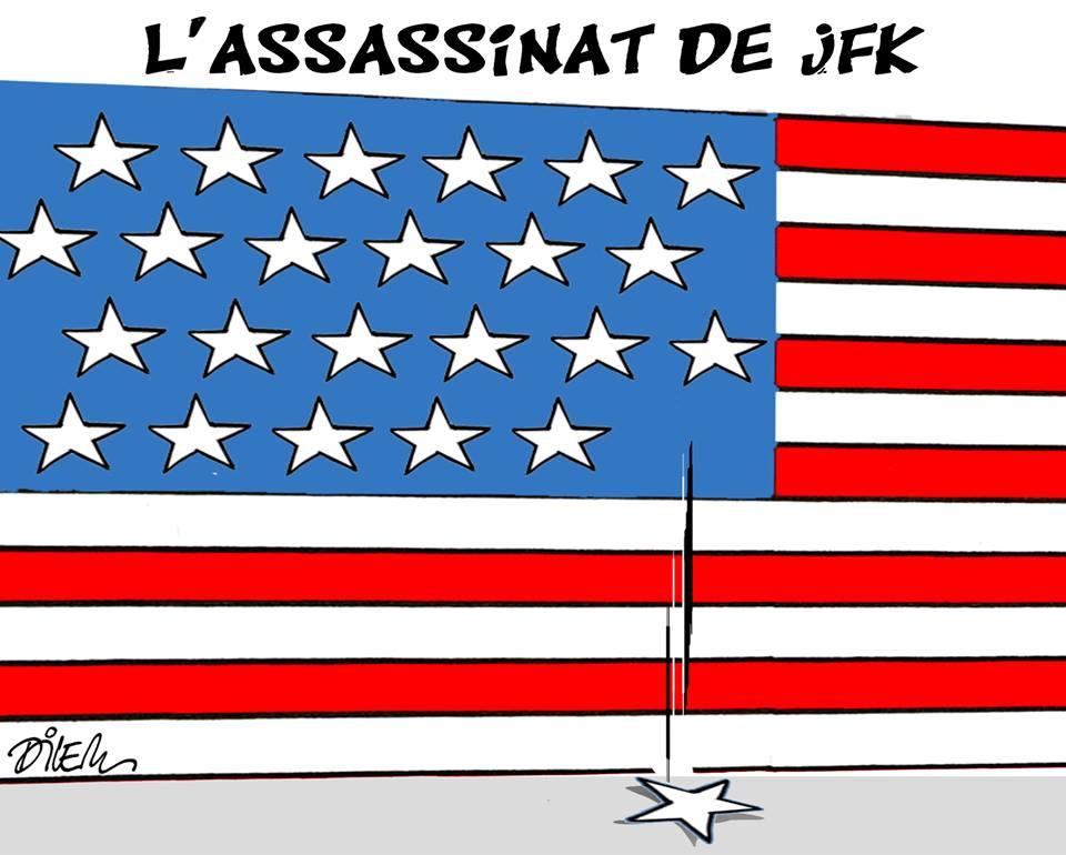 L'assassinat de JFK - États-Unis - Gagdz.com