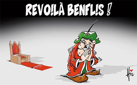 Revoila Benflis - Benflis - Gagdz.com