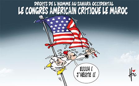 Le congrès américain critique le Maroc - Le Hic - El Watan - Gagdz.com