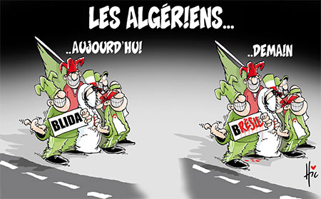 Les Algériens - Le Hic - El Watan - Gagdz.com