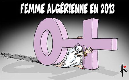 Femme algérienne en 2013 - Le Hic - El Watan - Gagdz.com