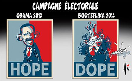 Campagne électorale - Le Hic - El Watan - Gagdz.com