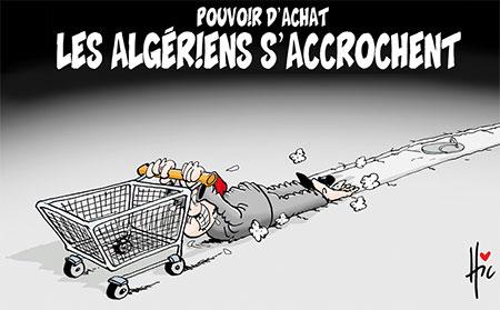 Pouvoir d'achat: Les Algériens s'accrochent - Le Hic - El Watan - Gagdz.com