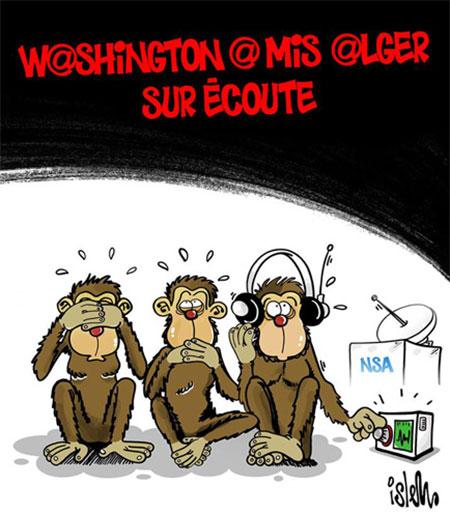 Washington a mis Alger sur écoute - Islem - Le Temps d'Algérie - Gagdz.com