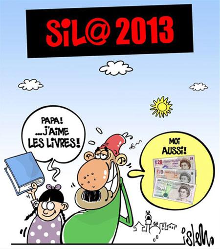 Sila 2013 - Islem - Le Temps d'Algérie - Gagdz.com