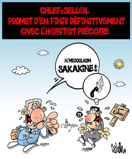 Chlef: Sellal promet d'en finir définitivement avec l'habitat précaire - Islem - Le Temps d'Algérie - Gagdz.com
