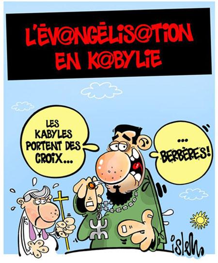 L'évangélisation en Kabylie - Islem - Le Temps d'Algérie - Gagdz.com