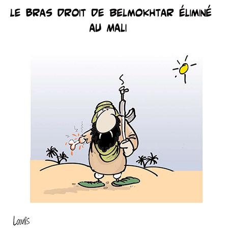 Le bras droit de Belmokhtar éliminé au Mali - mali - Gagdz.com