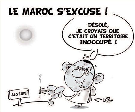 Le Maroc s'excuse - Vitamine - Le Soir d'Algérie - Gagdz.com