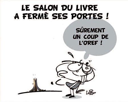 Le Salon du livre a fermé ses portes - Vitamine - Le Soir d'Algérie - Gagdz.com
