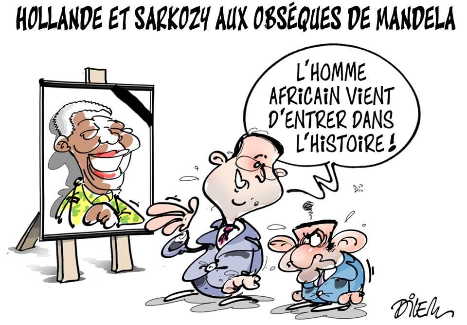 L'homme africain vient de rentrer dans l'histoire ... - Dilem - TV5 - Gagdz.com