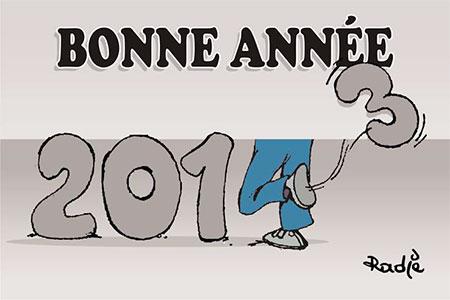 Bonne année - Ghir Hak - Les Débats - Gagdz.com