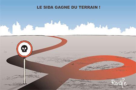 Le sida gagne du terrain - Ghir Hak - Les Débats - Gagdz.com