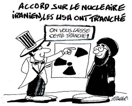 Accord sur le nucleaire iranien, les USA ont tranché - Hawari - La Tribune des Lecteurs - Gagdz.com
