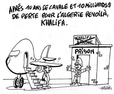 Revoilà Khalifa - Hawari - La Tribune des Lecteurs - Gagdz.com