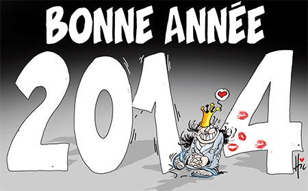 Bonne année 2014 - Le Hic - El Watan - Gagdz.com
