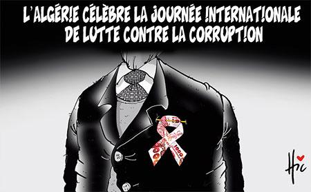 L'Algérie célèbre la journée internationale de lutte contre la corruption - Le Hic - El Watan - Gagdz.com