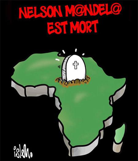 Nelson Mandela est mort - Mandela - Gagdz.com