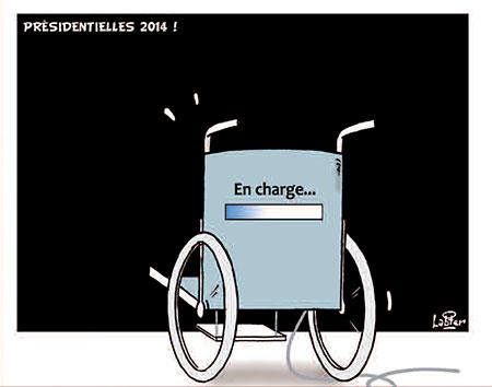 Présidentielle 2014 - Vitamine - Le Soir d'Algérie - Gagdz.com