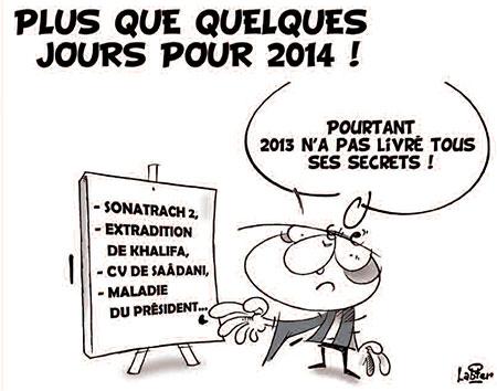 Plus que quelques jours pour 2014 - Vitamine - Le Soir d'Algérie - Gagdz.com
