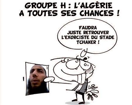 Groupe H: L'Algérie a toutes ses chances - Vitamine - Le Soir d'Algérie - Gagdz.com