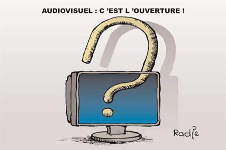 Audiovisuel: C'est l'ouverture - L'ouverture - Gagdz.com