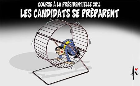 Course à la présidentielle 2014: Les candidats se préparent - Le Hic - El Watan - Gagdz.com