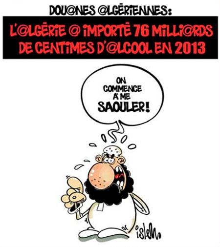 L'Algérie a importé 76 milliards de centimes d'alcool en 2013 - Islem - Le Temps d'Algérie - Gagdz.com