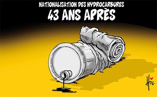 Nationalisation des hydrocarbures: 43 ans après - Le Hic - El Watan - Gagdz.com