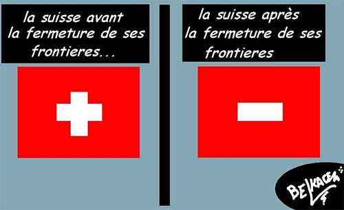 La Suisse - Belkacem - Le Courrier d'Algérie - Gagdz.com