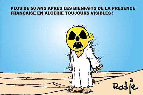 Plus de 50 ans après: Les bienfaits de la présence française en Algérie toujours visibles - Ghir Hak - Les Débats - Gagdz.com