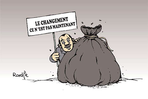 Le changement ce n'est pas maintenant - Ghir Hak - Les Débats - Gagdz.com