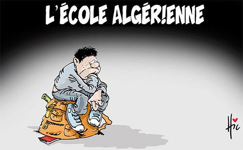 L'école algérienne - Le Hic - El Watan - Gagdz.com