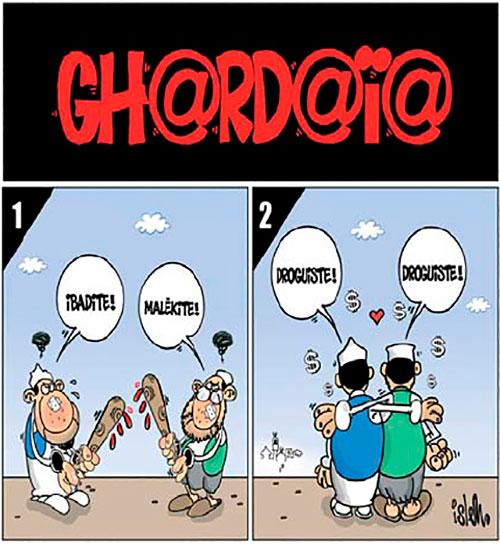Ghardaïa - Islem - Le Temps d'Algérie - Gagdz.com