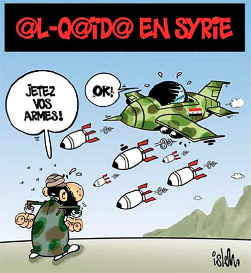 Al-quaida en Syrie - Islem - Le Temps d'Algérie - Gagdz.com